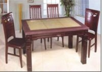 Modern Dining Table And Chair Set