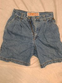 Men Jean Short Pants