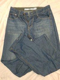 Men Jean Long Pants