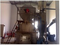 Precision Engineered Medical Waste Incinerator with Cyclonic Scrubber