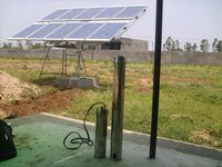 Solar Submersible Pumps