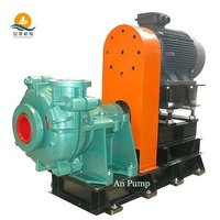 Horizontal Centrifugal Wear Resistant Slurry Pump