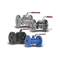 Ball Valve Three Piece