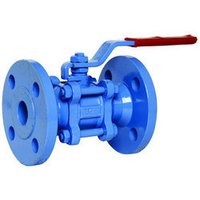 Ci Ball Valves