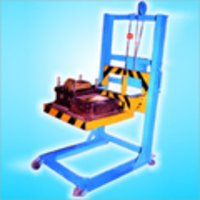 Lifting Trolley For Plastic Mould And Dyes