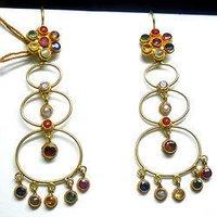Sterling Gold Earrings