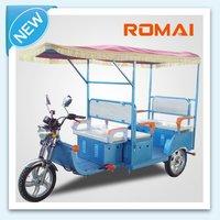 48V 800W Passenger Rickshaw