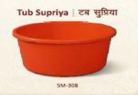 Supriya Red Tub