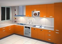 Fully Modular Stainless Steel Kitchens