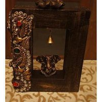 Ganesha Tealight Candle Holder