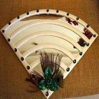 White Chocolate Platter