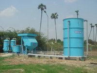 Package Type Sewage Treatment Plant
