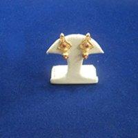 Beaded Ear Tops
