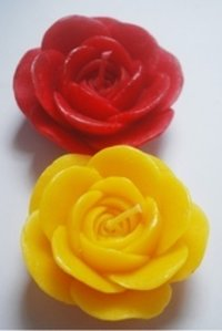 Rose Shape Floating Candles