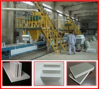 Composite Exterior Insulation Board Production Line