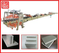 Magnesium Oxide Board Making Machine