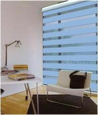 Zebra Print Roller Blinds