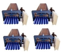 Roofing Sheet Cutting Machine