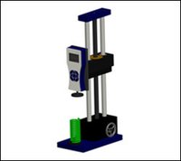 Two Column with Bottom Hand Wheel Spring Tester