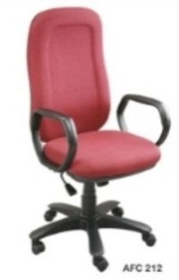 Revolving Office High Back Chair