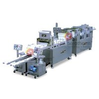 Encrusting And Moulding Machine