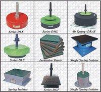 Noise Vibration Control Generator Mount