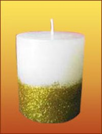 Cylindrical Shape Candle