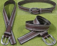 Designer Leather Belts