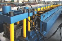 C And Z Shape Purlin Forming Machine