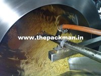 Automatic Flavor Masala Coating Machine