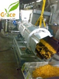 Corn Puff Snacks Extrusion Line