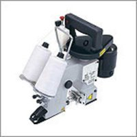 Double Thread Portable Bag Closing Machine