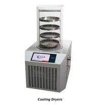 Cooling Freeze Dryers