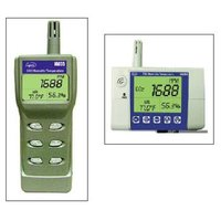Indoor Air Quality Monitors Meter