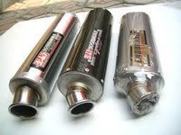 Two Wheeler Silencer