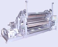 Paper Corrugating Machine Oblique Type