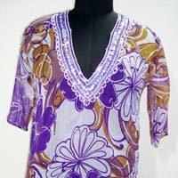 Beachwear Ladies Tunics