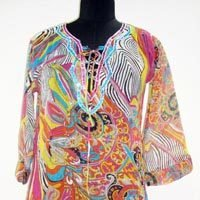 Beachwear Women Tunics