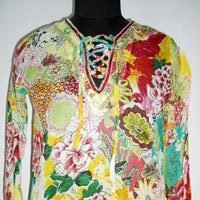 Beachwear Fashion Tunics