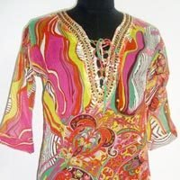 Beachwear Cotton Tunics