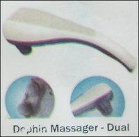 Dolphin Massager-Dual