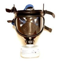 Chlorine Gas Mask With Canister