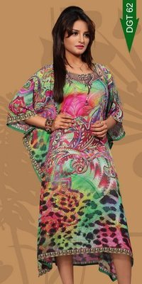 Beautiful Digital Printed Kurtis