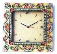 Wooden Handmade Clock