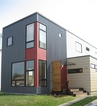 Prefabricated House (Ph-01)