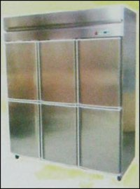 Vertical Hotel Freezer