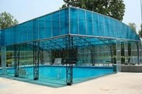 Swimming Pool Frp Shed