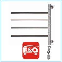 Swing Arm Electric Heated Towel Rail