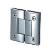 Wall to Glass Shower Hinges