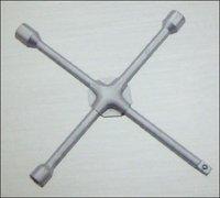 Re-Inforced Cross Wheel Spanners (Gt-2001)